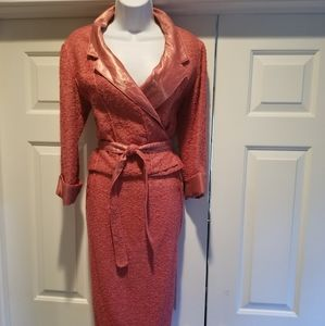 New, never used CHANEL suit with Garment bag